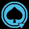 AceTime Logo blau